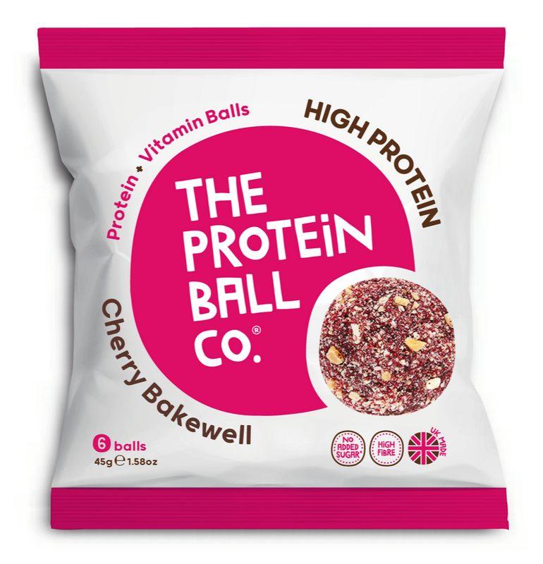 Protein Ball - Cseresznye + mandula - Proteinball.hu
